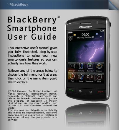 blackberry e88+ user manual