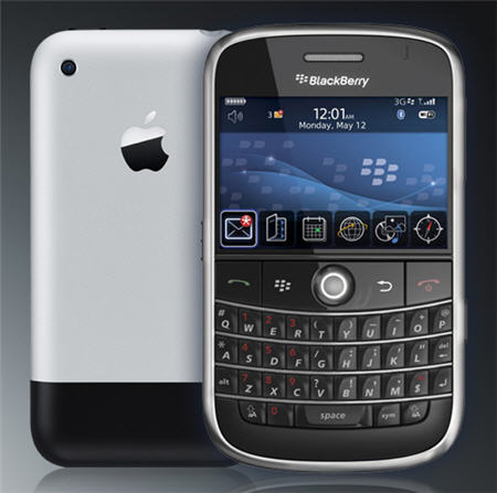 The BlackBerry Is Back On Top