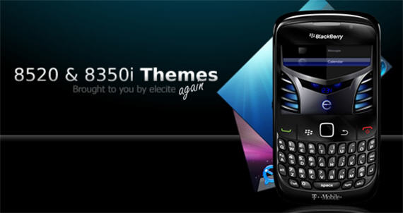 Curve 8520 Blackberry Free Themes: How To.