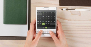 BlackBerry Confirms White BlackBerry Passport